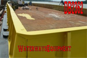 DB2362 - 195' x 35' Material Deck Barge