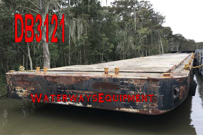 DB3121 - 221' x 40' Deck Barge