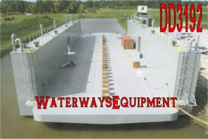 2,500 Ton Capacity Dry Dock For Sale