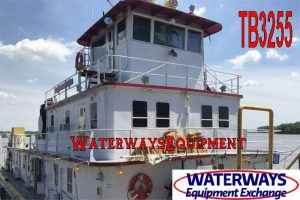 3000 HP Towboat