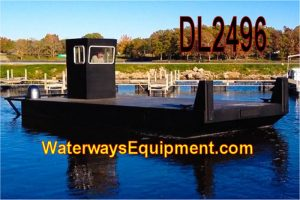DL2496 - 300 HP TRUCKABLE PUSH BOAT