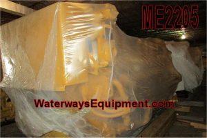 ME2205 - 2000 HP CATERPILLAR 3516C TIER 1 MARINE ENGINES