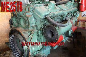 ME2518 - GM 12V-92 MARINE ENGINE