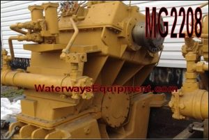 MG2208 - REINTJES WAF-1173 MARINE GEARS (7.429:1 RATIO)