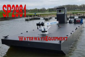 SP2981 - 150 HP WORK BOAT