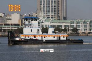 TB1816 - 1800 HP PUSH BOAT