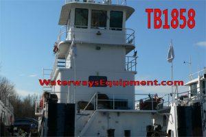 TB1858 - 2000 HP PUSH BOAT