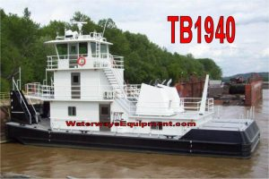 TB1940 - NEW 1300 HP PUSH BOAT