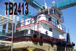 TB2413 - 600 HP PUSH BOAT