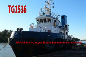 TG1536 - 3200 HP BV A1 TUG