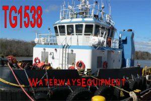 TG1538 - 4000 HP ABS OCEAN TOWING TUG