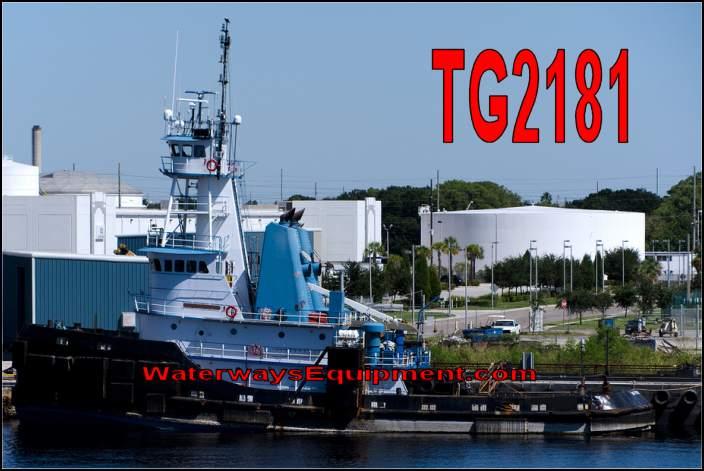 TG2181 - 5750 HP OCEAN TUG