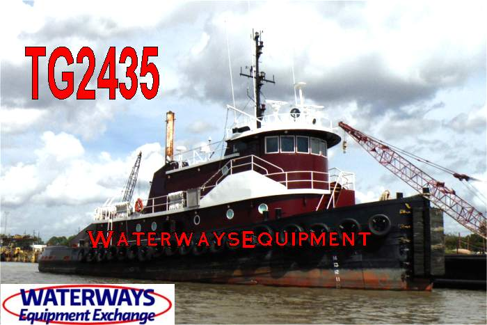 TG2435 - 3250 HP ABS OCEANGOING TUG