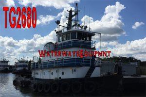 TG2680 - 2400 HP OCEAN TUG