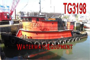 TG3198 - 2200 HP MODEL BOW TUG