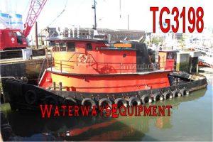 TG3198 - 2200 HP MODEL BOW TUG