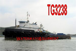 TG3238 - 7200HP ABS OCEAN TOWING TUG