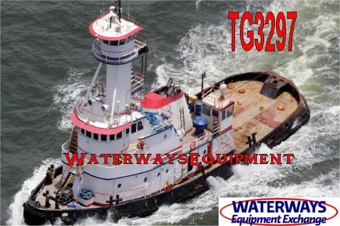 TG3297 - 4000 HP ABS OCEAN TUG