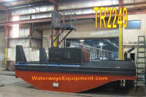 TR2249 - 300 HP TRUCKABLE PUSH BOAT