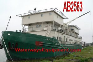 AB2563 - 100 PERSON ABS ACCOMMODATIONS VESSEL