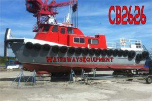 CB2626 - 40' CREW BOAT