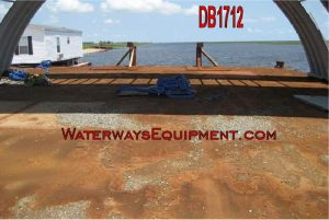 DB1712 - 220' x 54' x 14' DECK BARGE