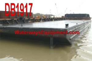 DB1917 - 195' x 60' x 12' ABS DECK BARGE