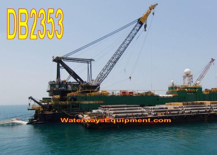 DB2353 - DERRICK BARGE