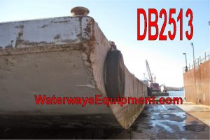 DB2513 - 120' x 30' x 6.5' DECK BARGE