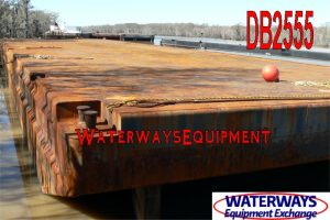 DB2555 - 250' x 72' x 16' ABS DECK BARGE