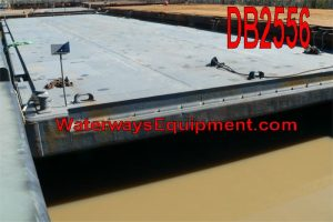 DB2556 - 180' x 54' x 12' ABS DECK BARGE
