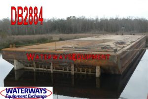 DB2884 - 180' x 54' x 12' ABS DECK BARGE