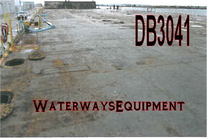 DB3041 - 330' x 100' x 20' OFFSHORE DECK BARGE