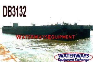 DB3132 - 302' x 90' x 22' ABS CLASS DECK BARGE
