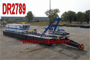 "DR2789 - NEW 10"" CUTTERHEAD SUCTION DREDGE"