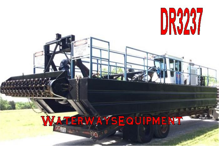 "DR3237 - 2014 VMI 8"" HORIZONTAL DREDGE"