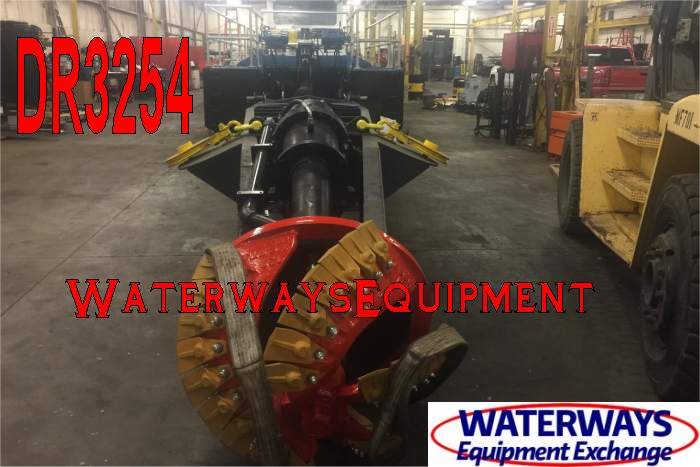 "DR3254 - NEW 10"" CUTTERHEAD DREDGE"