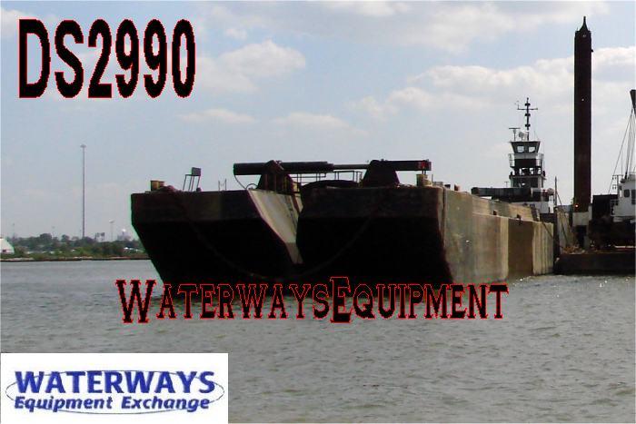 DS2990 - 2000 CY DUMP SCOWS