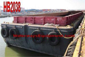 HB2038 - OPEN HOPPER BARGE