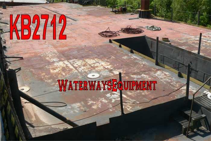 KB2712 - KEYWAY BARGE