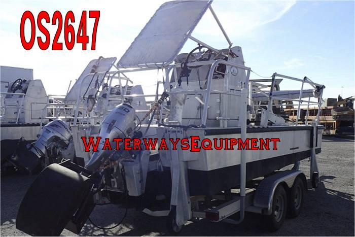 OS2647 - ECOCEANE CATAGLOP CG 66 OIL/TRASH SKIMMERS