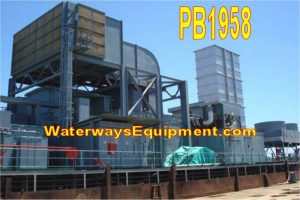 PB1958 - 70m x 14m x 5m 48 MW POWER BARGE