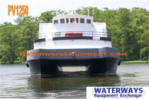 PV1250 - 110' x 40' x 10' MULTI-PURPOSE VESSEL