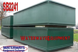 SB2241 - 20' x 10' x 5' SECTIONAL BARGE