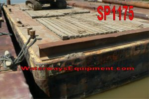 SP1175 - 100' SPUD BARGE