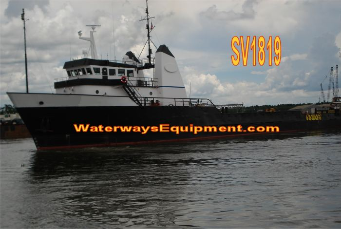 SV1819 - 180' x 40' OFFSHORE SUPPLY VESSEL