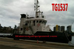 TG1537 - 3200 HP MODEL BOW TUG