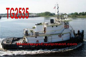 TG2535 - 1100 HP MODEL BOW TUG