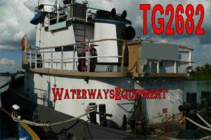 TG2682 - 900 HP TUG