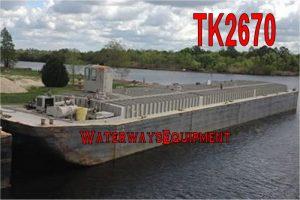 TK2670 - 10,000 BBL TANK BARGE